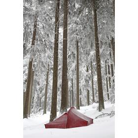 Nordisk Telemark 2 Ultra Light Weight Tiendas de campaña, burnt red